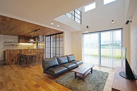 FPの家のデザイン性