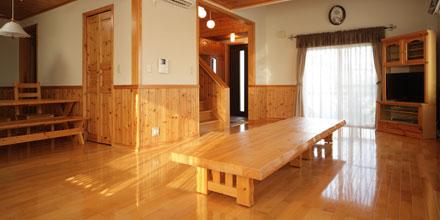 モデルハウス 「ムーミンの家」