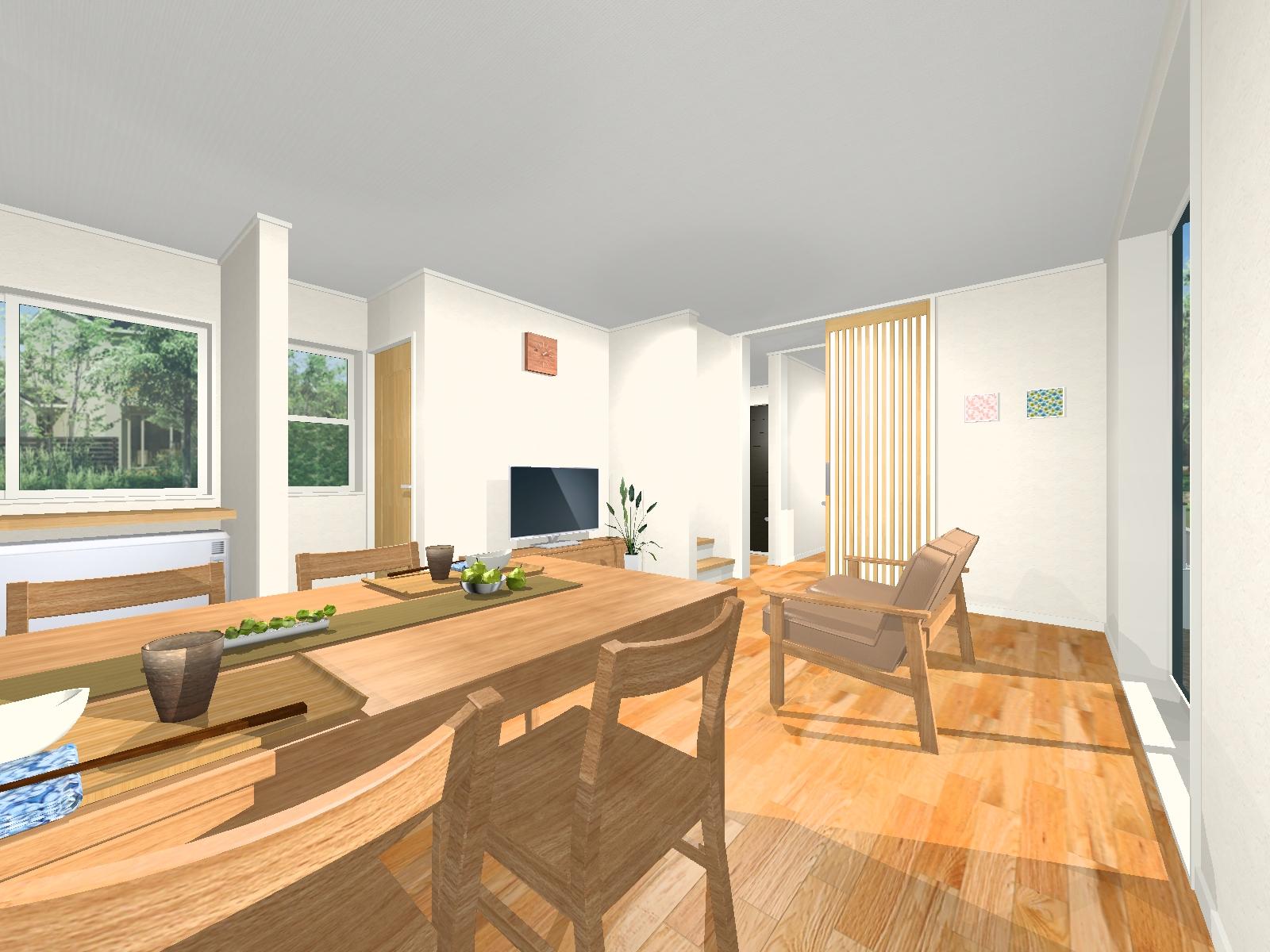 38坪の敷地に 3世代が住める30坪のお家の完成見学会